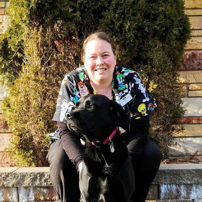 Kim </br> Licensed Veterinary Technician  photo